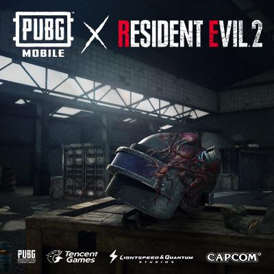 pubg mobile x re:2